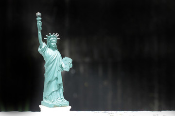The Statue of Liberty, Statue of Liberty, Liberty Statue, American Symbol, New York, USA, Doll and Figurine, still life style