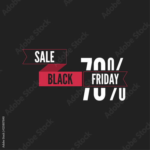 black friday sale stockfotos und lizenzfreie vektoren auf bild 125807840. Black Bedroom Furniture Sets. Home Design Ideas