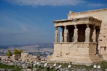 Ath the Acropolis