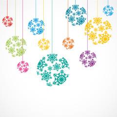 boules de noël,décoration