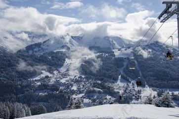 Lege skiing