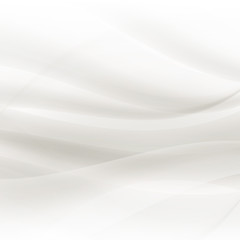 Abstract grey pearl elegant waves