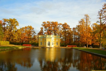 Upper Bath in Tsarskoye Selo