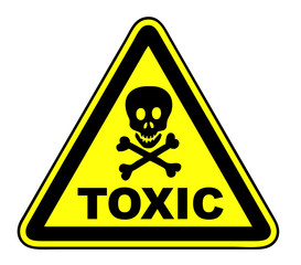 toxic sign