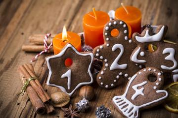 Lebkuchen Advent