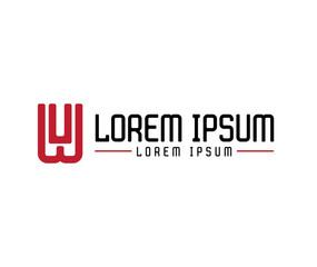 Geometric WU Logo