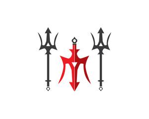 Magic Trident Logo