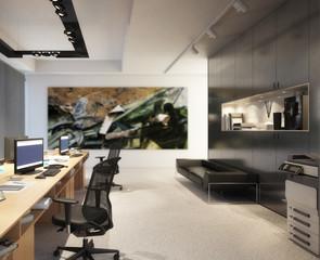 Office Arangement (focus)