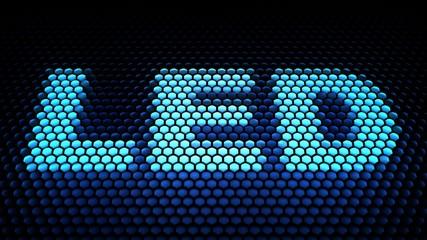 LED (Light emitting diode) sign