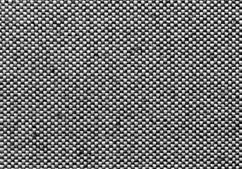 Black and white textile pattern.