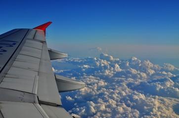 Bulutlar arasında yolculuk