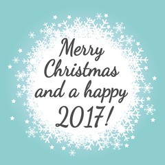 Merry Christmas and a happy 2017