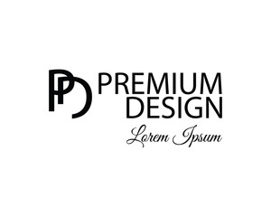 PD Logo Design