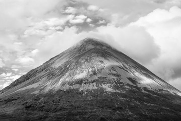 Glamaig Hill, The Cuillins, Isle of Skye, Scotland