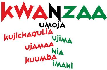 Kwanzaa Seven Principles