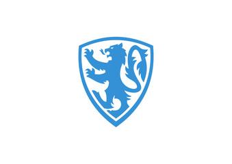 lion heraldry crest