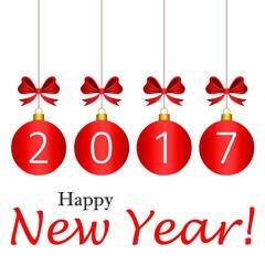 2017 Happy New Year (rwb)