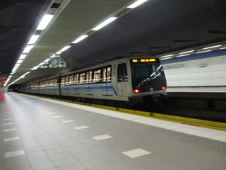 Métro d'Alger, station Khelifa Boukhalfa