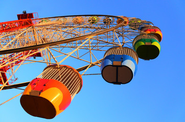 Ferris wheel Sydney New South Wales Australia