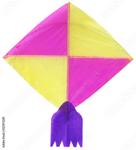 Traditional Bangladeshi kite
