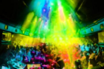 blur club party.have fun