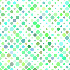 Color abstract circle pattern background