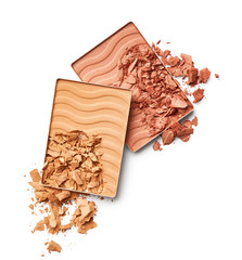 Face powder and blush