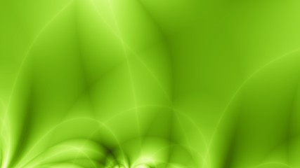 Wide sceen abstract background green eco