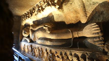 Cave 26, Ajanta Caves, India