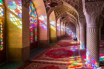 Der Iran - Shiraz  Nasir al Mulk Moschee