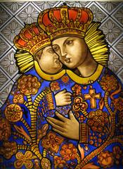 Fototapeta photos of stained glass obraz