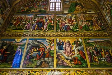 Der Iran - Isfahan   Armenische Kirche