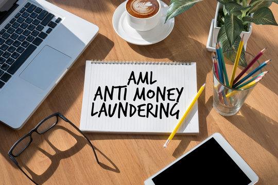 Business Acronym AML Anti Money Laundering