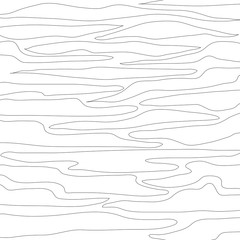 Line art abstract texture background black and white | Modern pattern graphic design