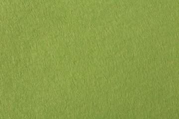 Olive felt background for texture.