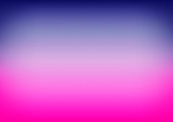Cosmic Purple Blue Pink Gradient Background Vector Illustration