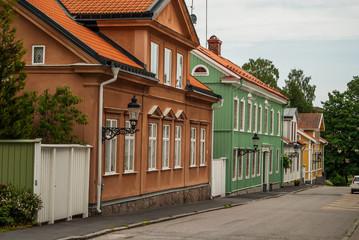 Domy skandynawskie