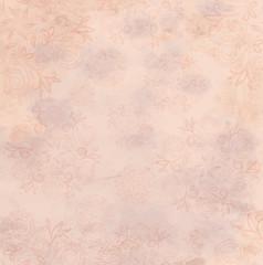 Vector decorative seamless pattern