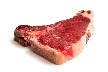 T-bone steak, fiorentina di manzo