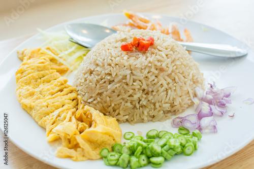 how to make seasoned white rice