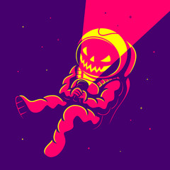 Space Halloween