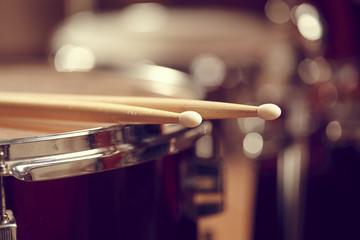 Drums conceptual image