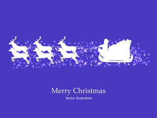 Picture, wallpaper for Christmas, New Year card