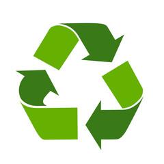 Recycle eco symbol