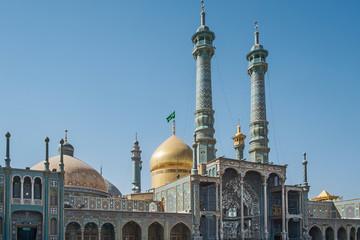 Der Iran - Qom  Fatemeh Masumeh Heiligtum