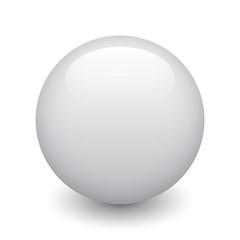Perla bianca vettoriale