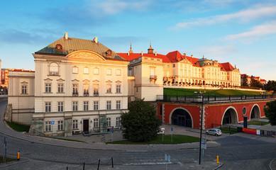 Warsaw - Royal Castle, Poland, Zamek Krolewsky