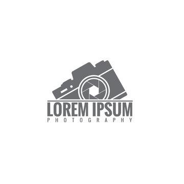 camera photography logo icon