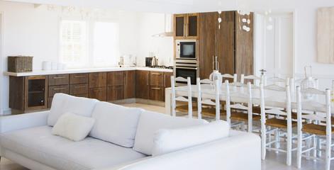beautiful modern living room interior