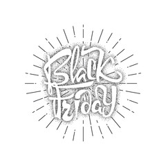 Black Friday dotworking sale - stickers, badges, has written calligraphy tools and modified to simple forms
